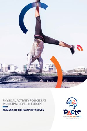 Physical activity policies at municipal level in Europe