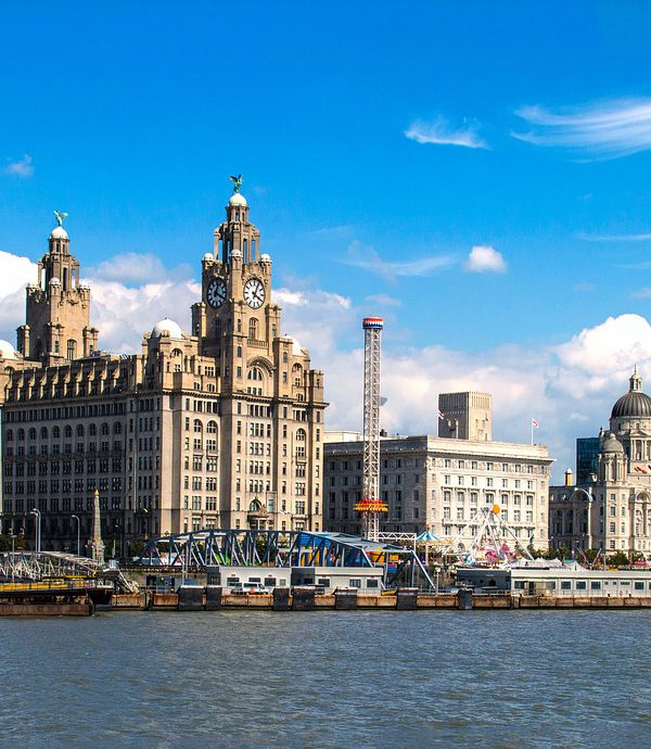 Liverpool's Active City initiative