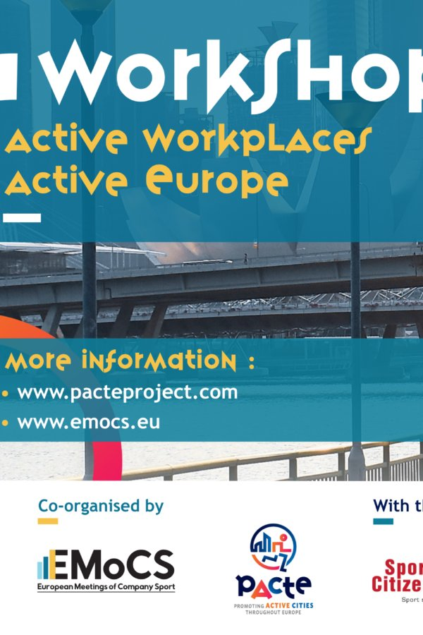 Promoting Active Workplaces across Europe
