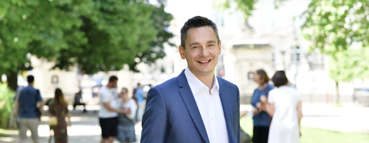 Interview of Benoît Hellings