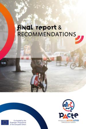 PACTE project's recommandations