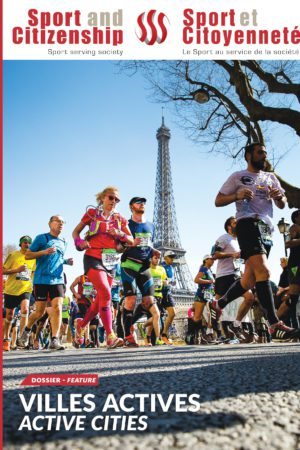 Sport and Citizenship Journal with a special feature on Active Cities