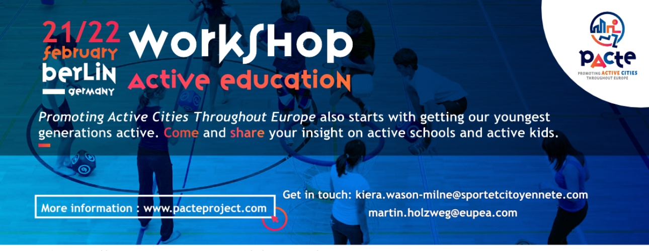 Active Education Workshop in Berlin