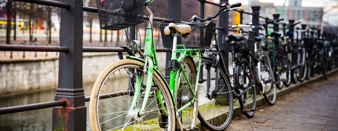 Cycling, an active mode of transport