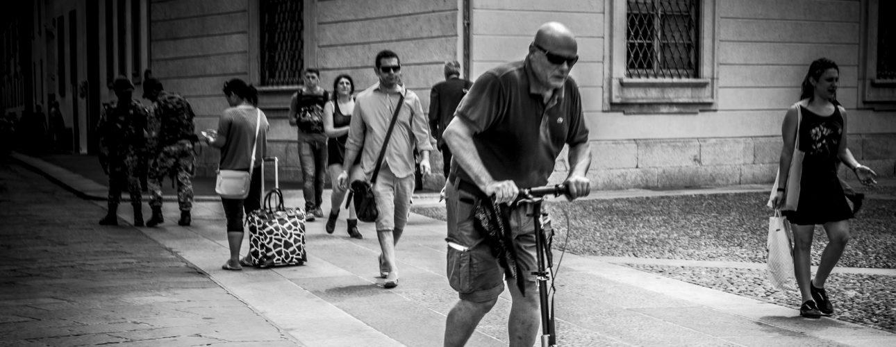 The Italian way in disseminating active cities good practices