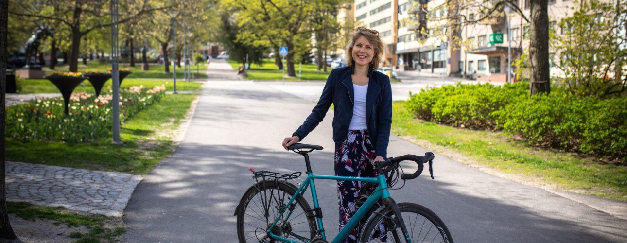 Interview of Anna Huttunen